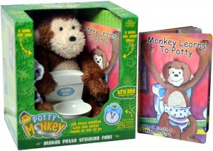 fun potty training product