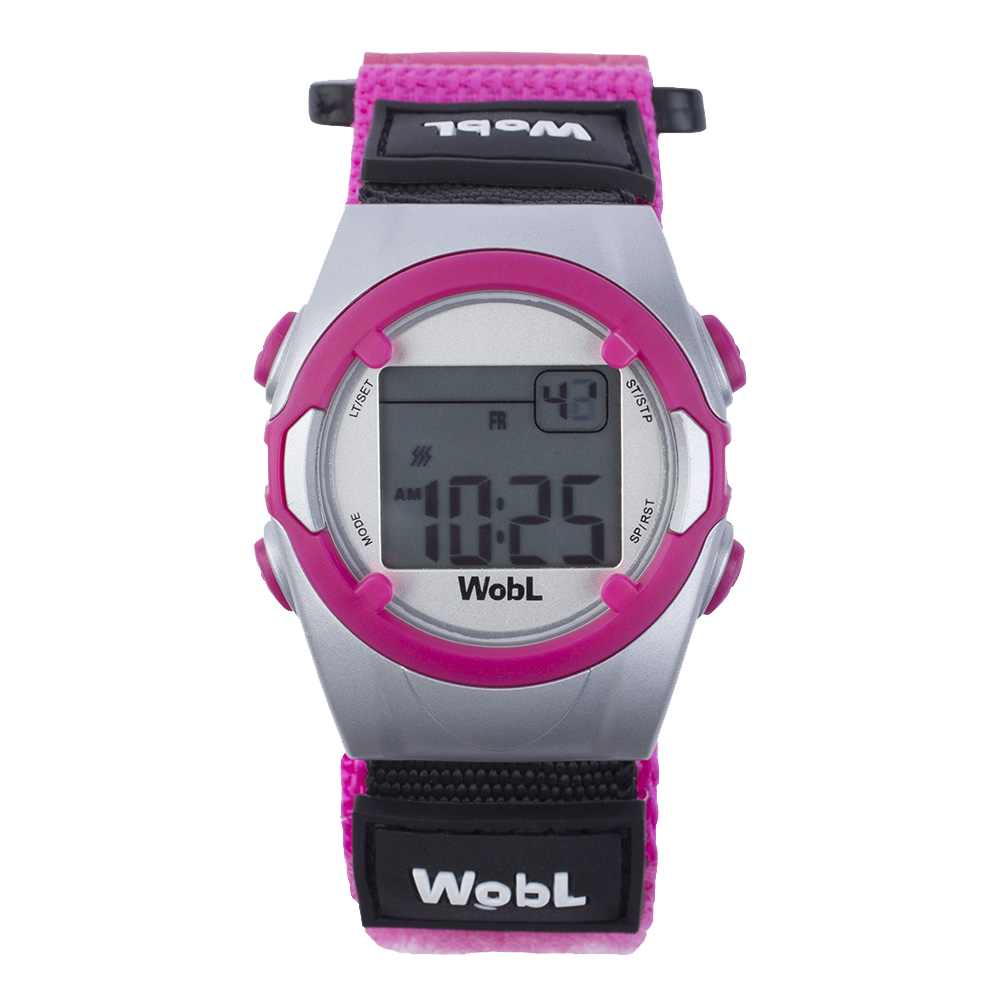 Wobl Watch Bathroom Reminder Free Shipping
