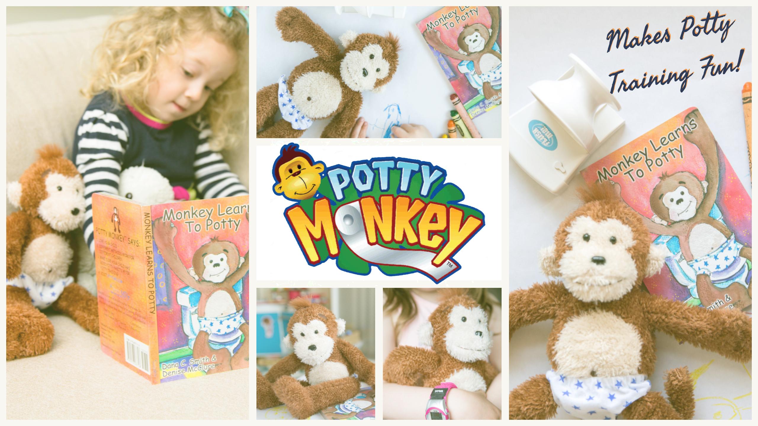 Potty Training Amp Bedwetting Potty Monkey Fun Amp Interactive