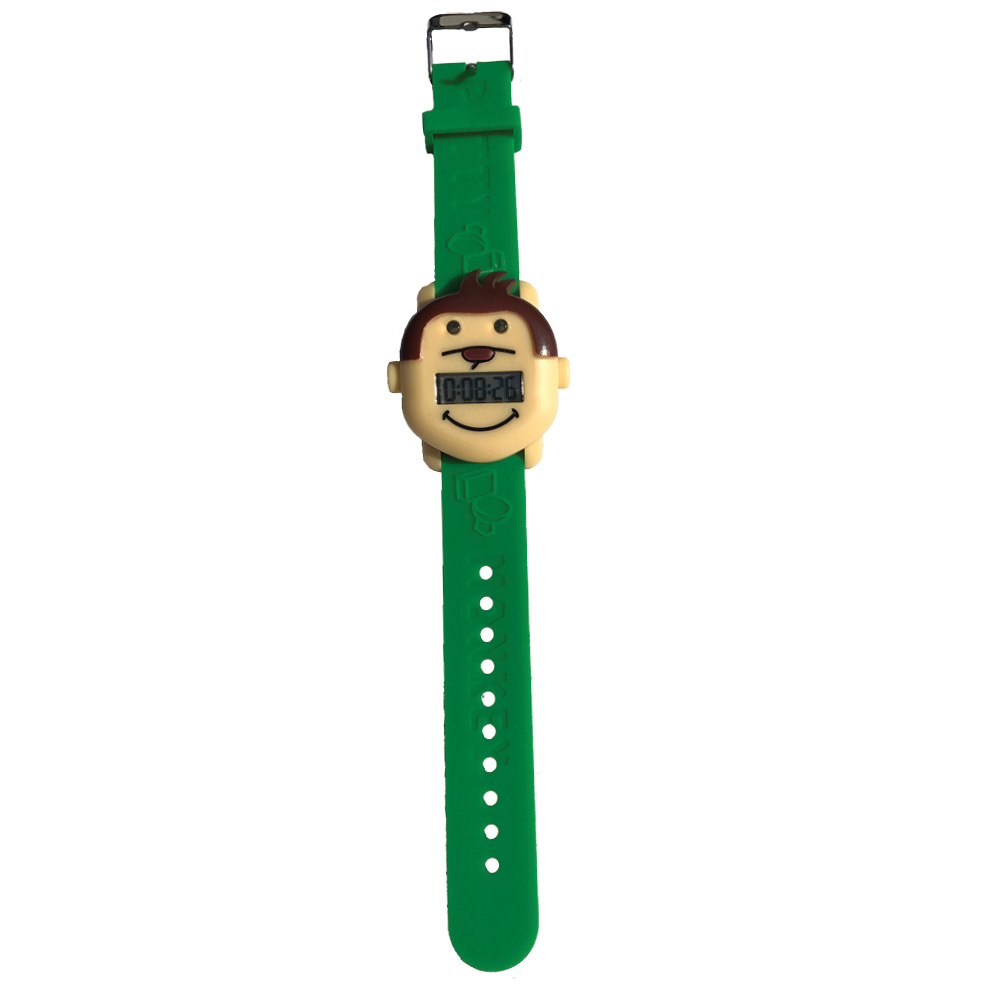 Potty Monkey Watch Long